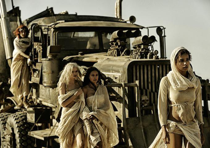 We Don't Need Another Hero: The Bechdel Test, Furiosa and Fury Road