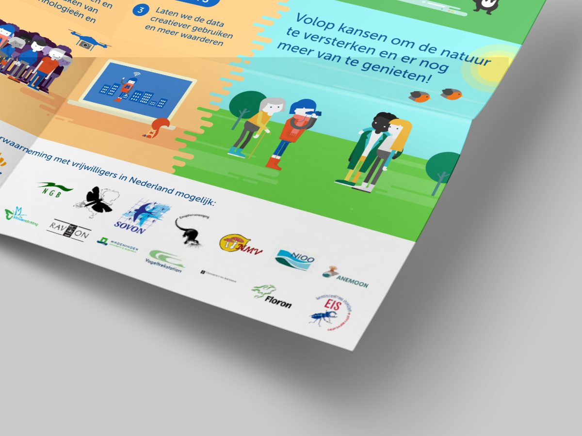 interactive infographic citizen science