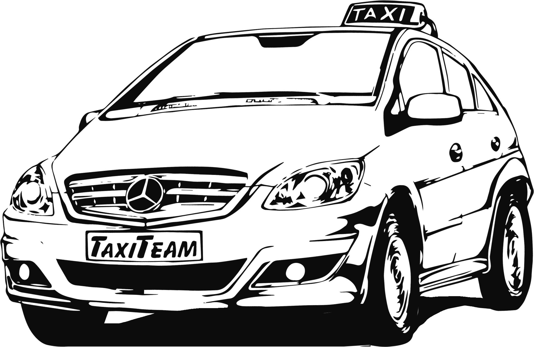 Mercedes B- Klasse Taxi