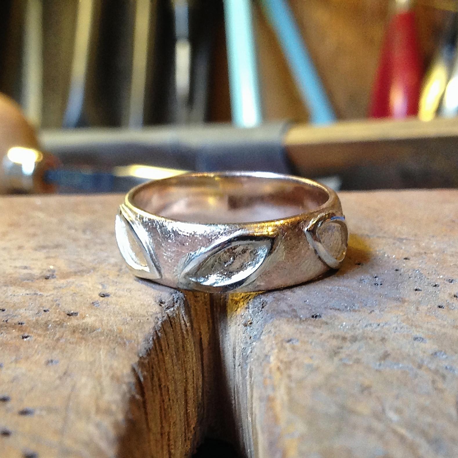 Wedding Ring Remodel