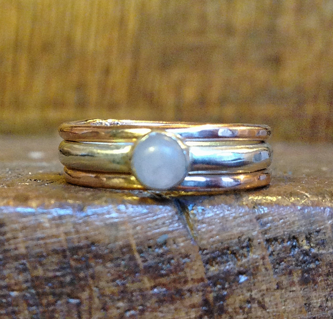 Commitment Stacking Rings