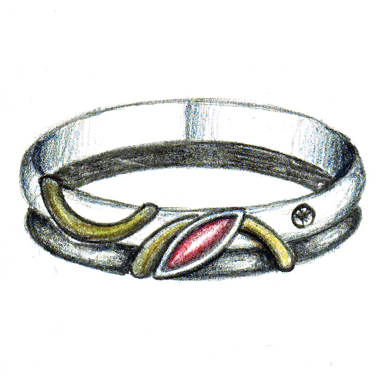 January - Ring a Day Drawings
