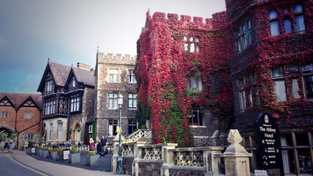 The Abbey Hotel, Great Malvern