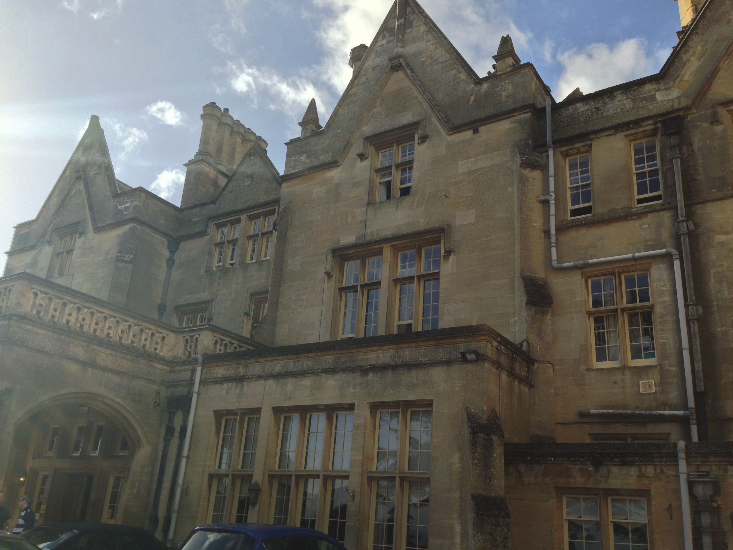 Dumbleton Hall - Gorgeous!