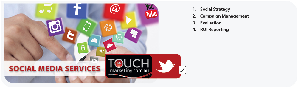 Touch Social Media Services