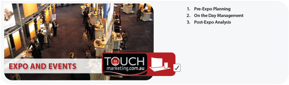 Touch Expo and Events