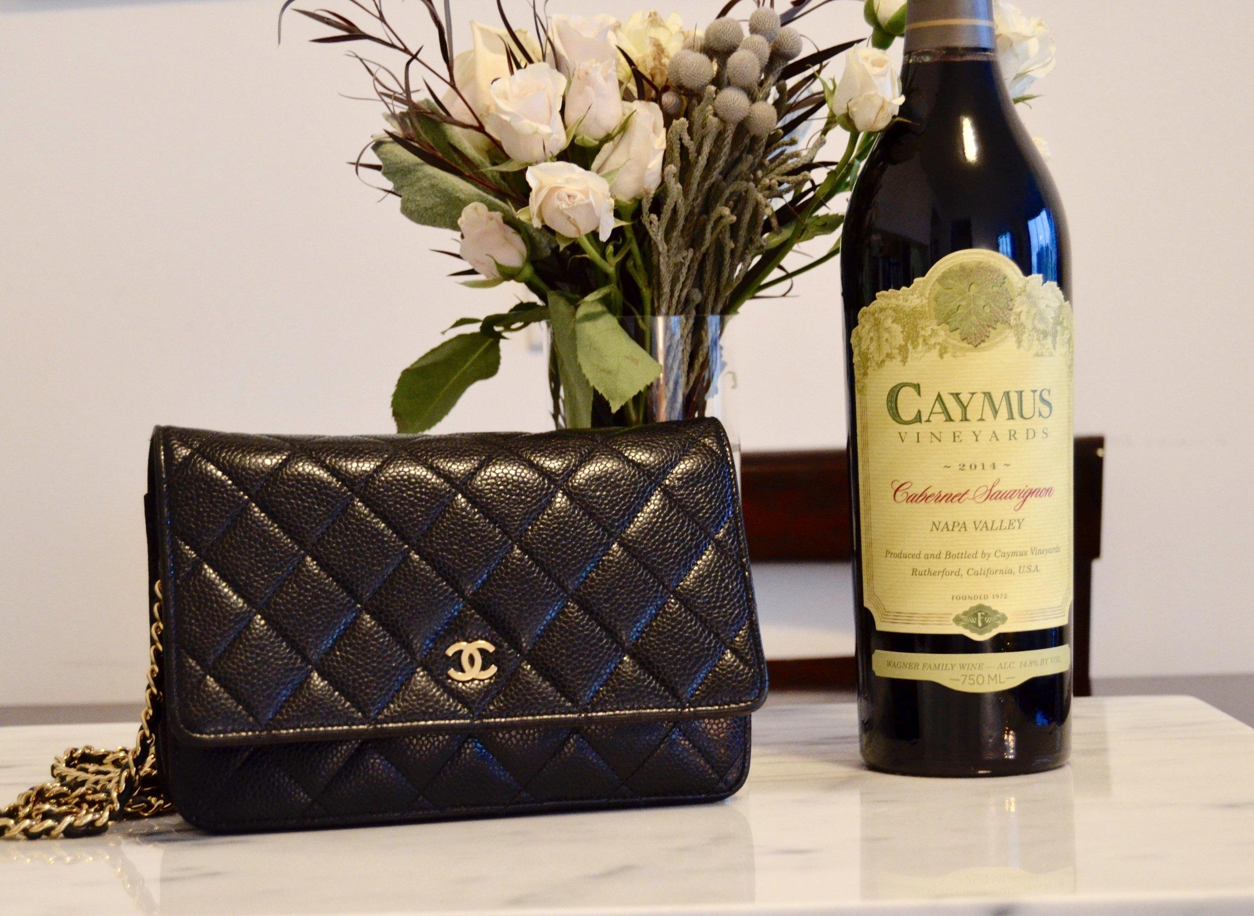 caymus wine