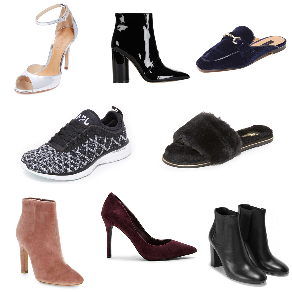 holiday gift guide shoes