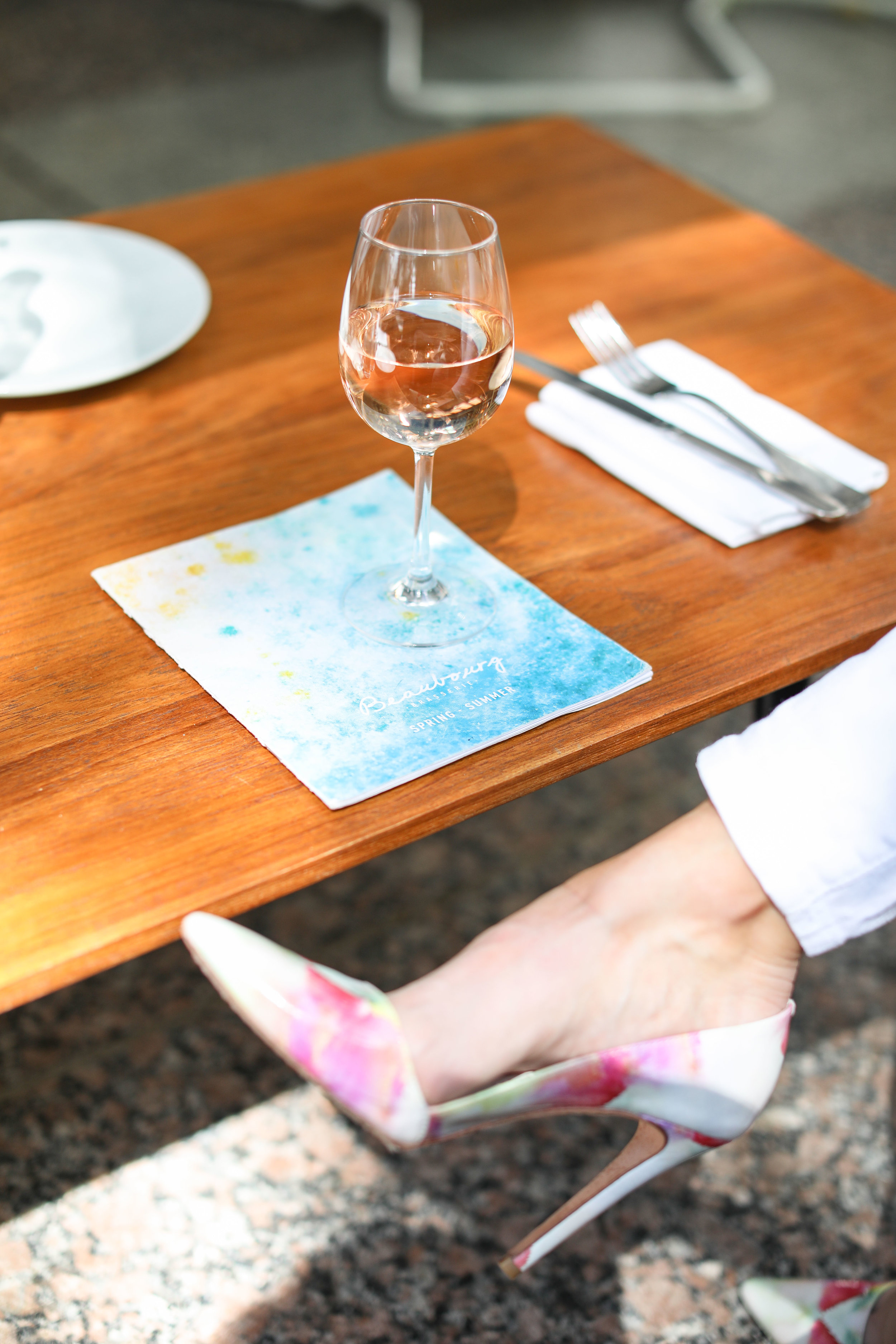 roseé wine