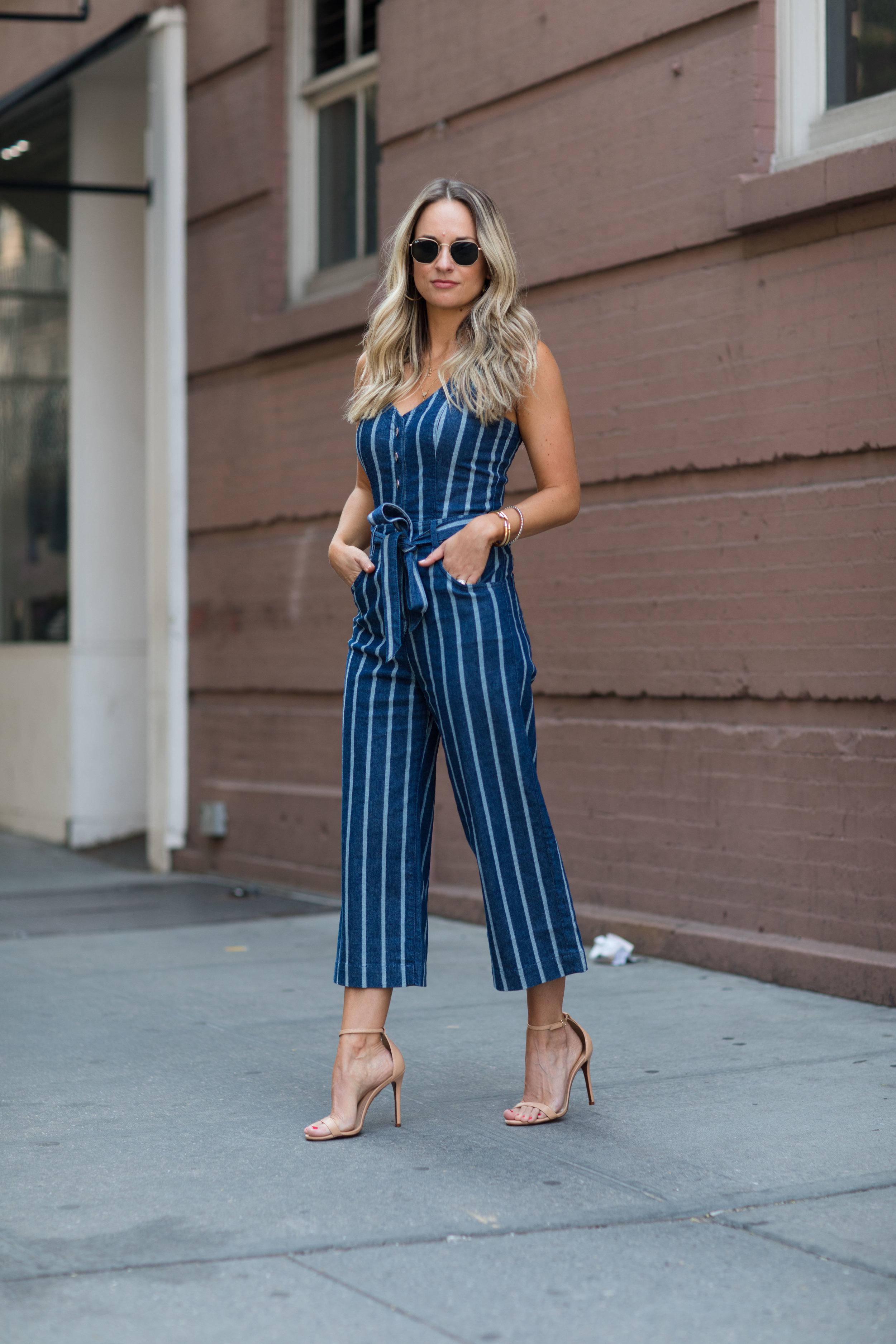culotte jumpsuit