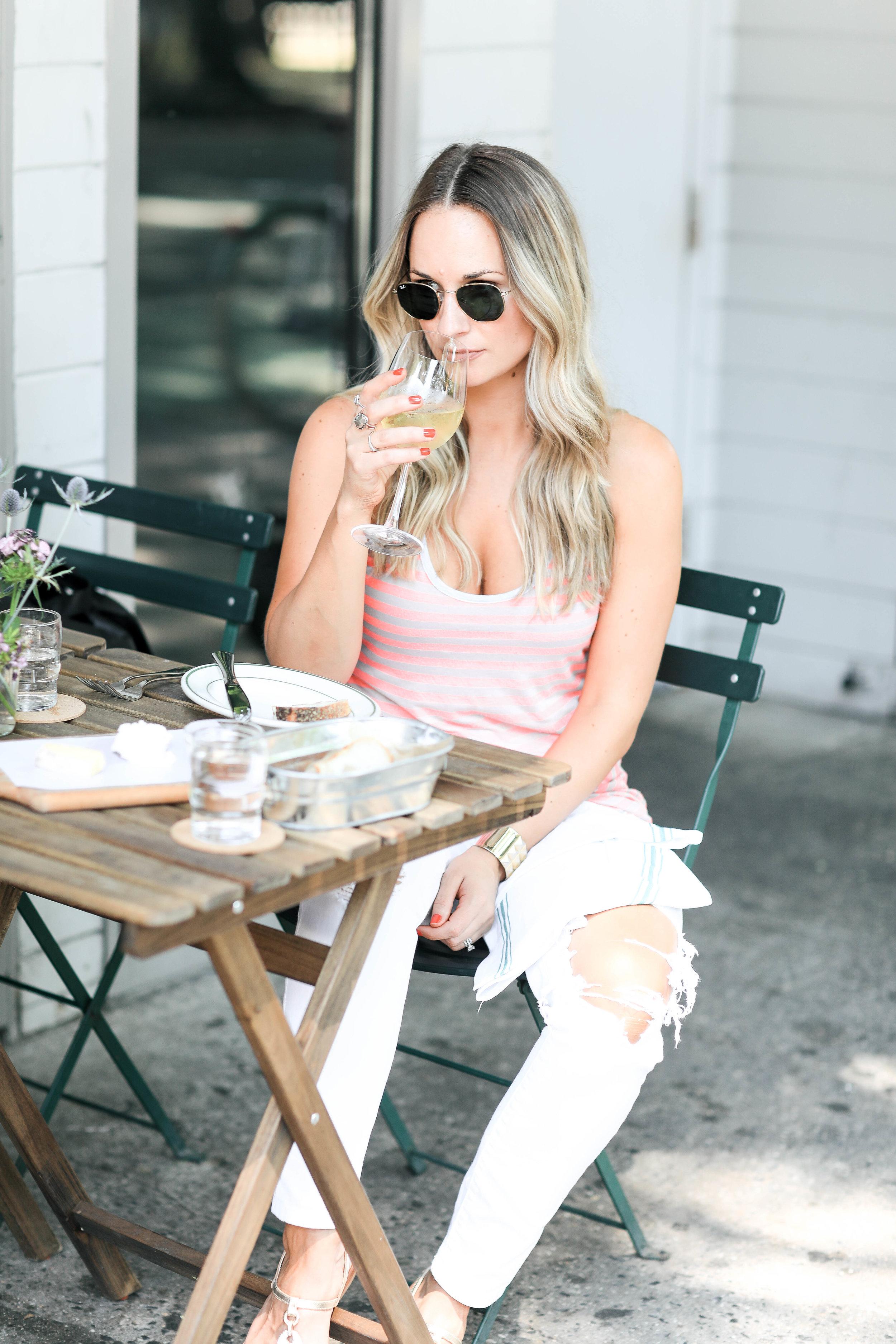 pinot bianco at rosemary's