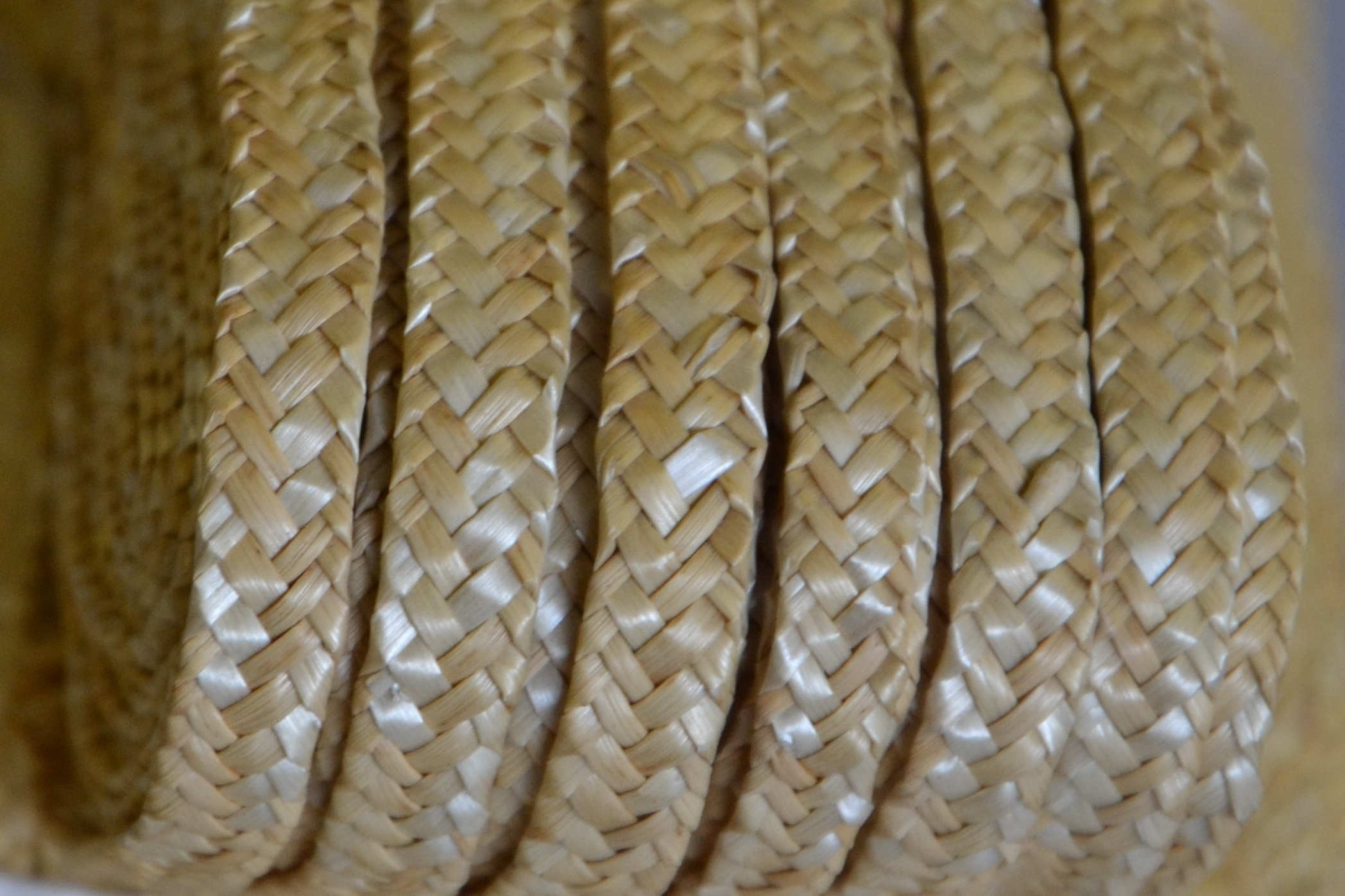 Natural 7/8mm Braid
