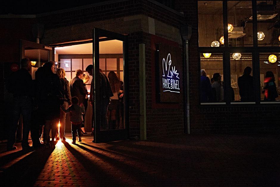 Opening night. Photo & © by Boris Zorn