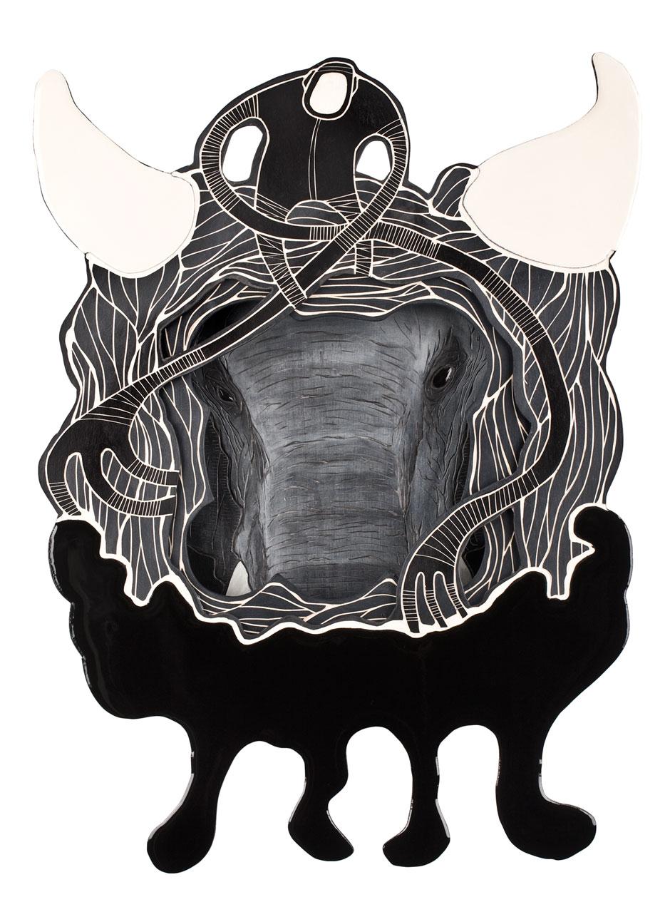 Animal Inside (Masked Hero #02: Elephant)