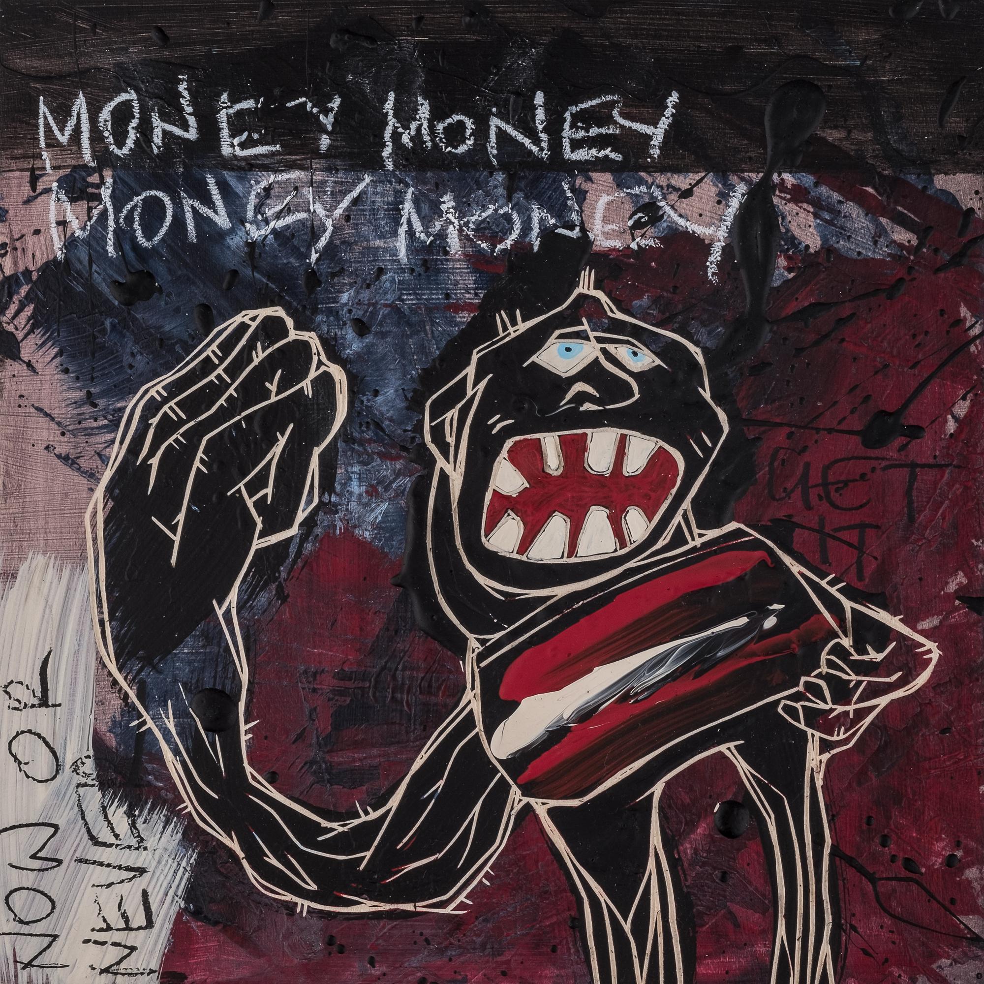 Money Money Money Money The Freedom Paintings #16 (2018)