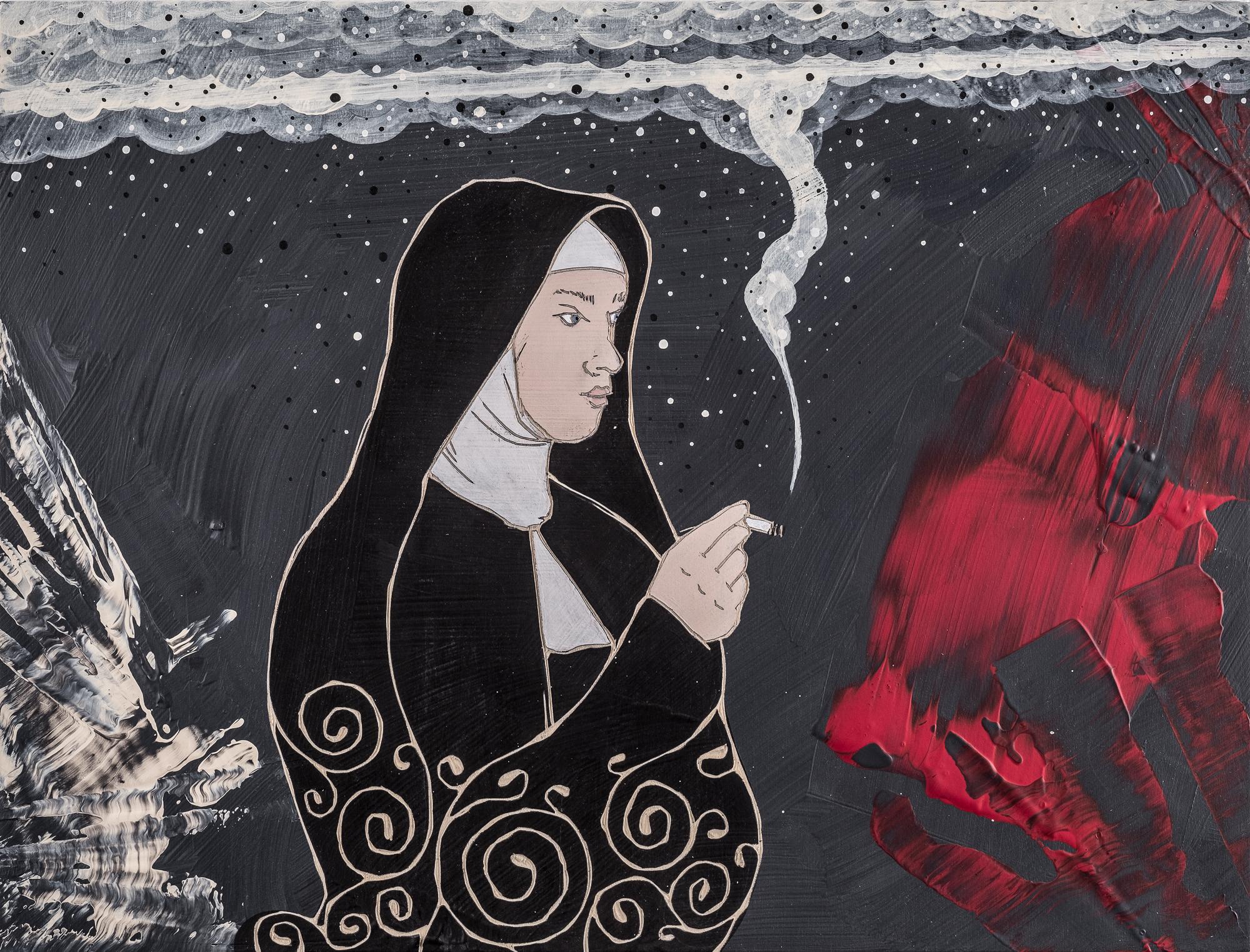 Smoking Nun (2018)