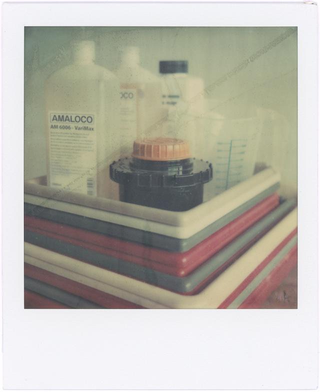 amaloco, ilford chemie, schalen