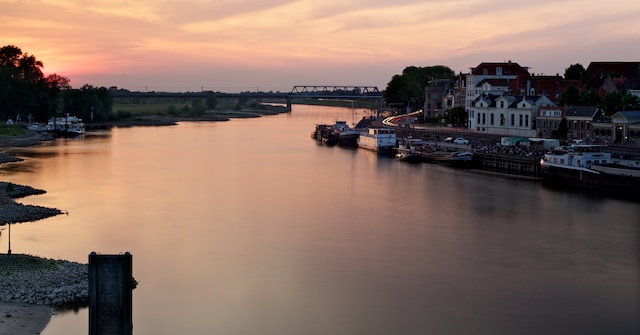 ijssel at peace