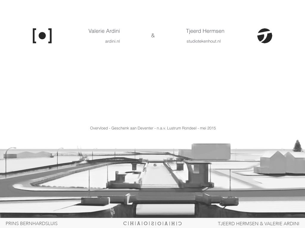 Conceptontwikkeling Prins BernhardsluisgebieddoorValerie Ardini &Tjeerd Hermsen