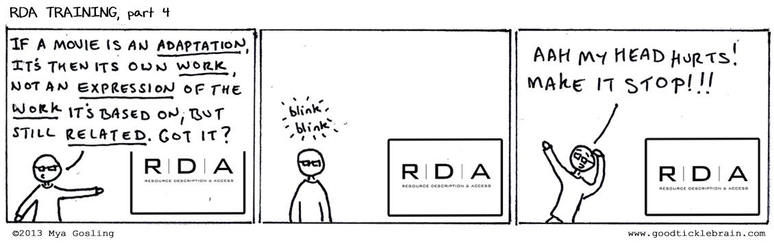 RDA Training, part 4