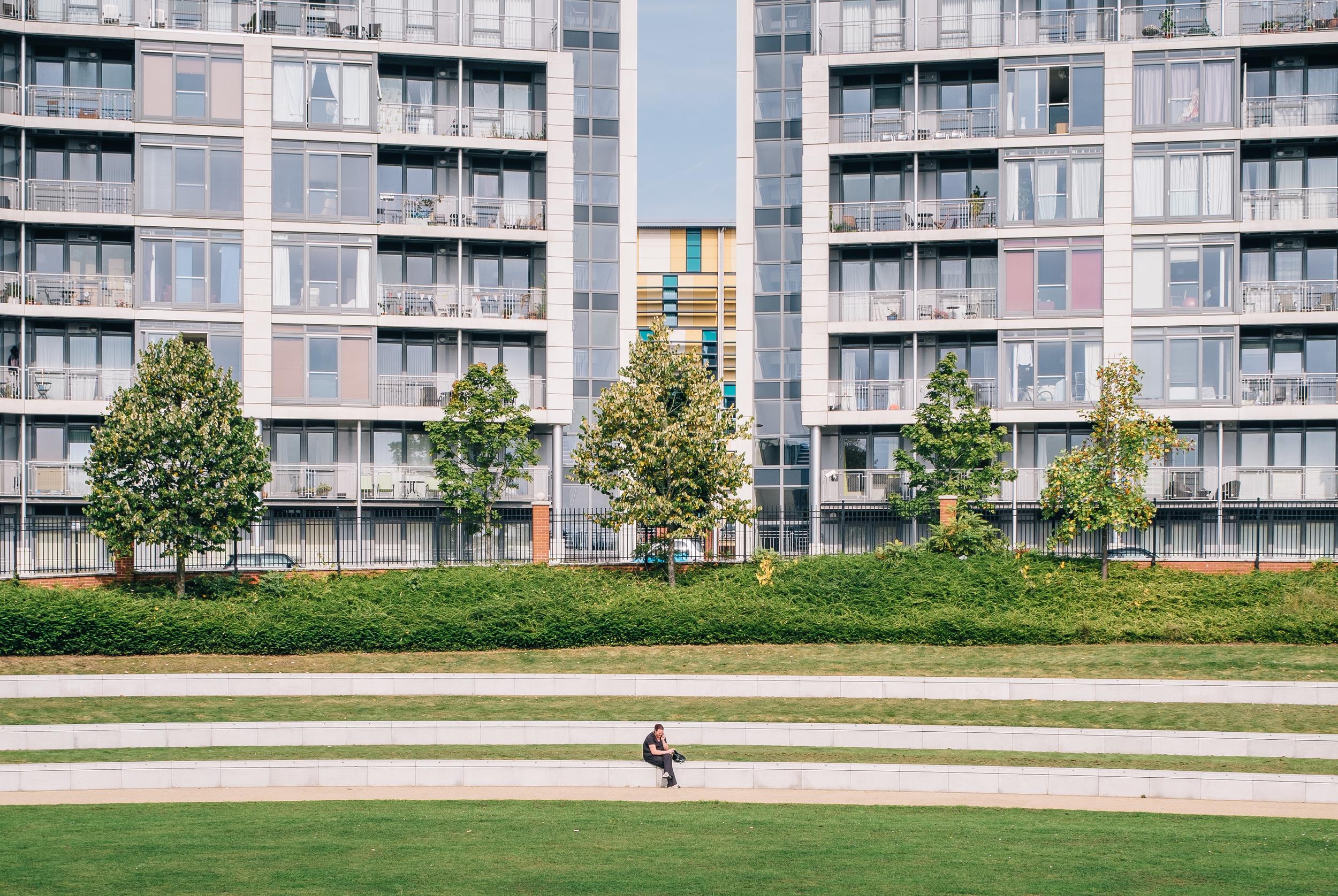 Park Central. Crest Nicholson Developments