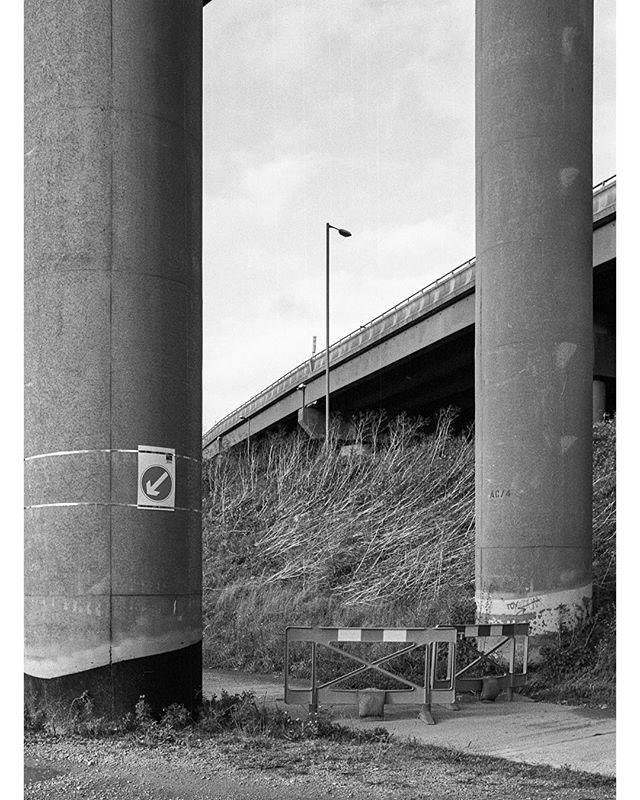 Spaghetti Junction, Birmingham.