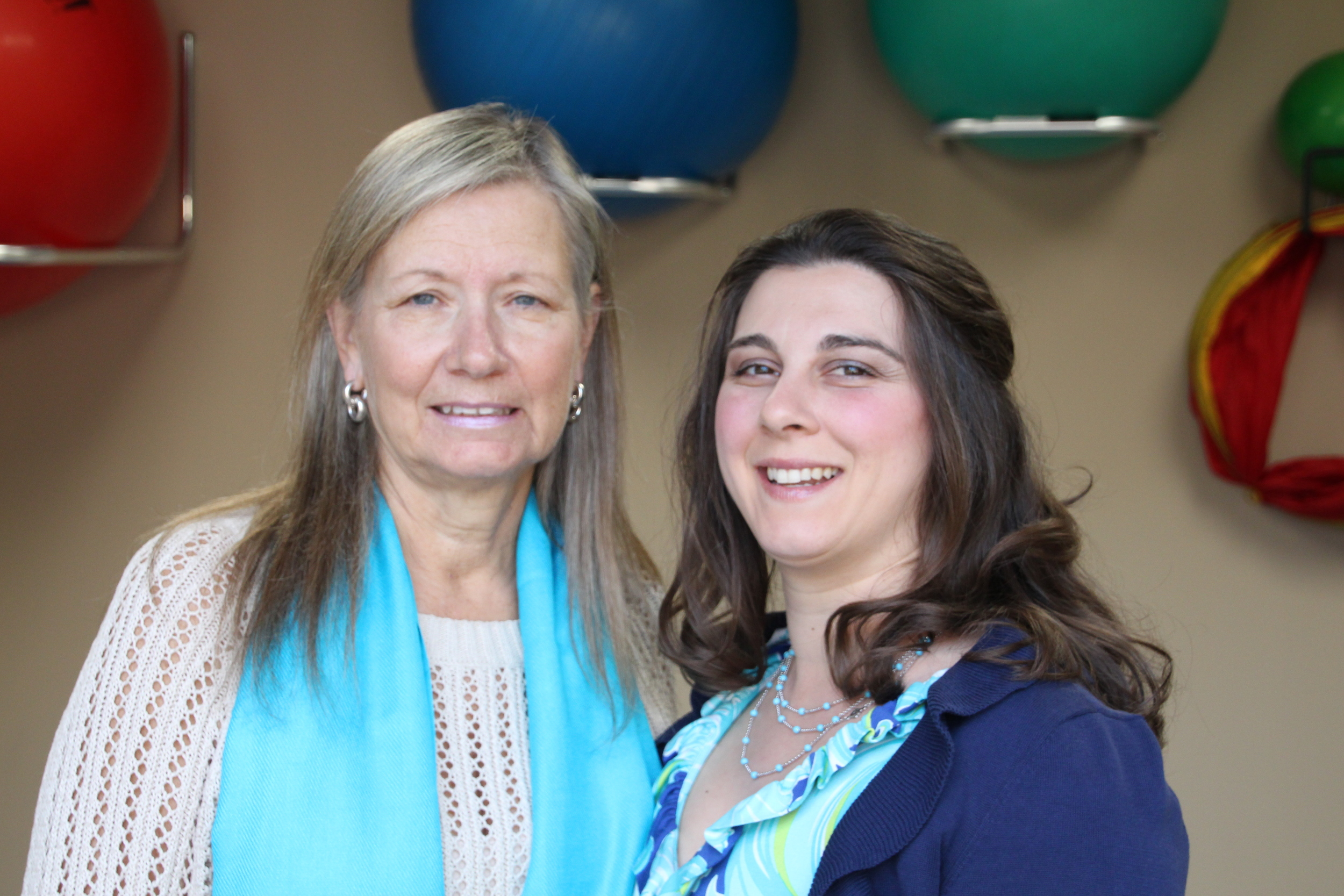 Maybette Waldron and Stefanie Seanor, Owners