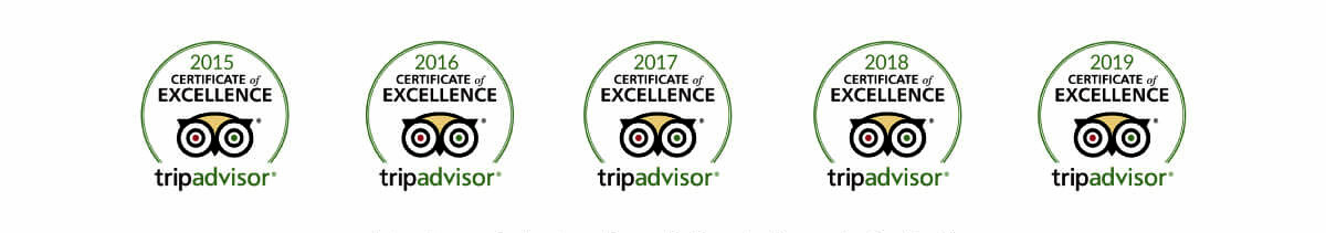 Tripadvisor - Certificate of excellence ❤️. Already 5 years creating the best tours in Split. with passion and professionalism. ✌️
