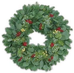 Scents of Season Wreath