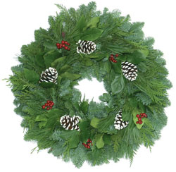 Simplicity Wreath