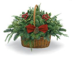 Basket Centerpiece
