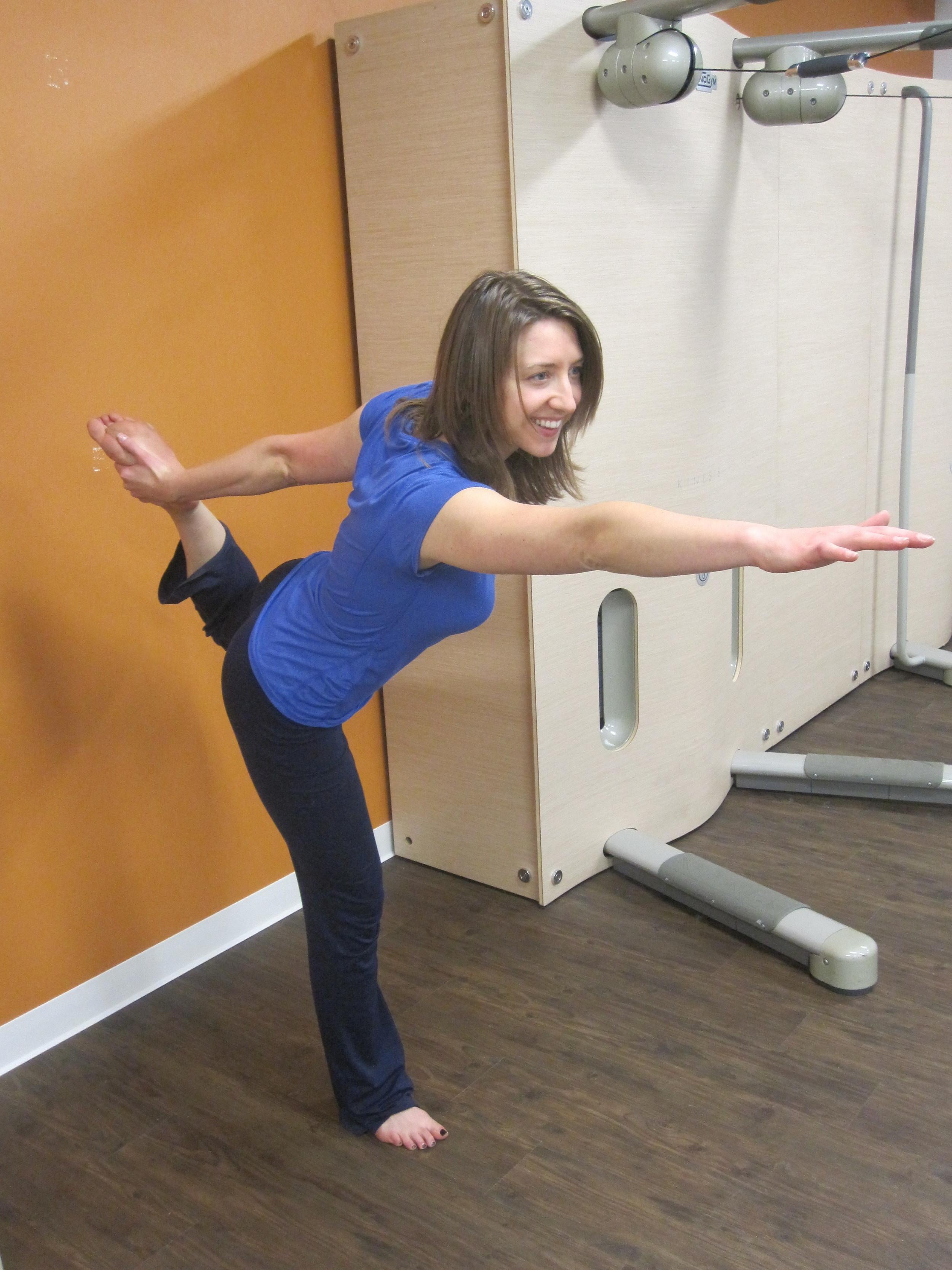 power yoga in Seattle
