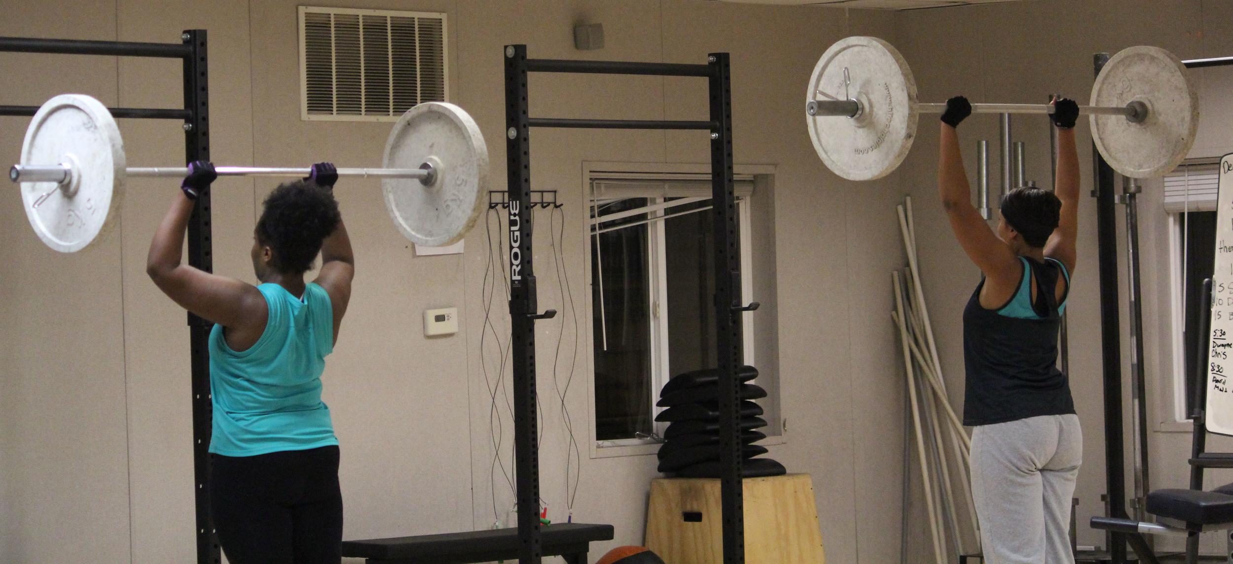 RHF CrossFit