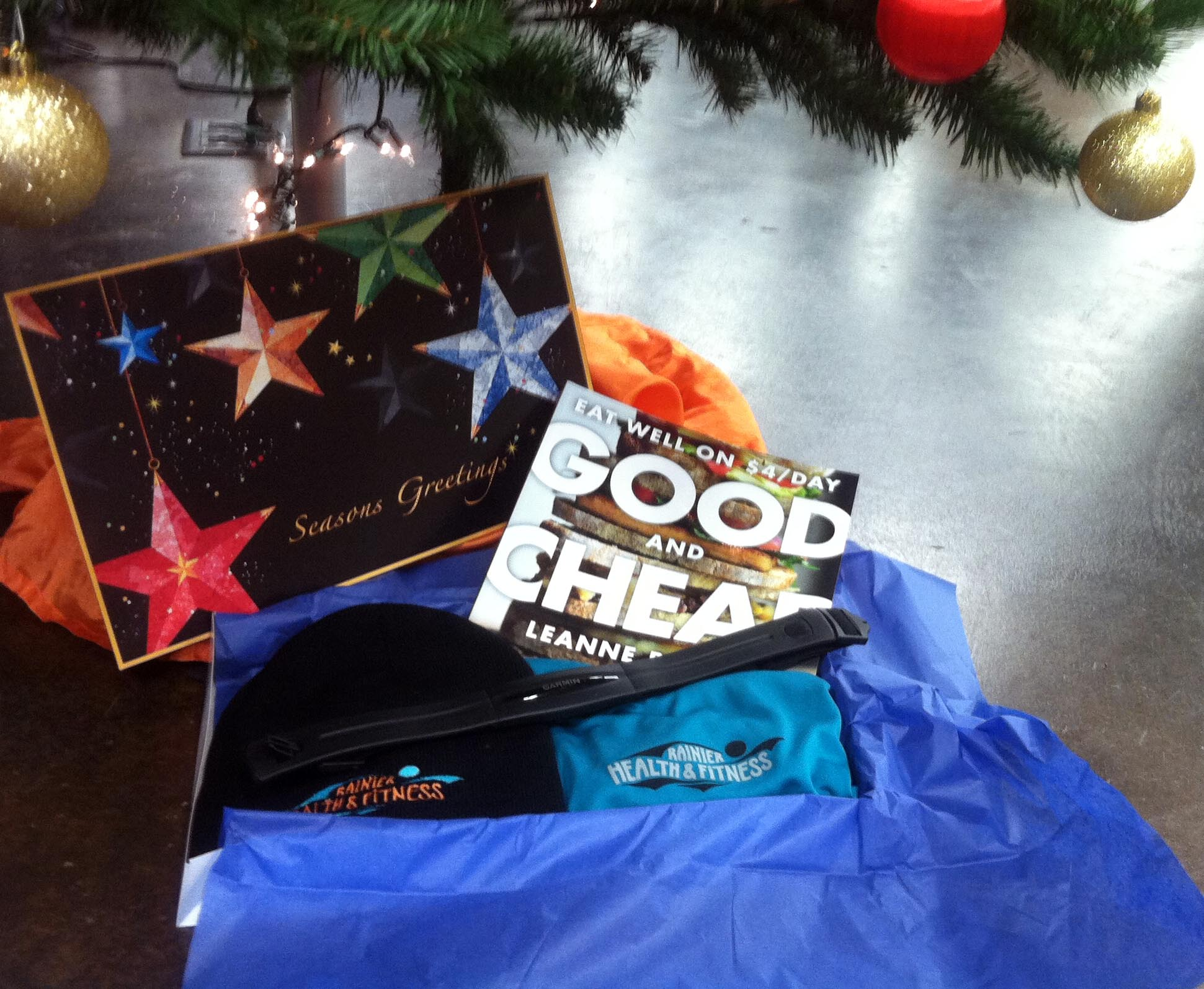 RHF Gift Box