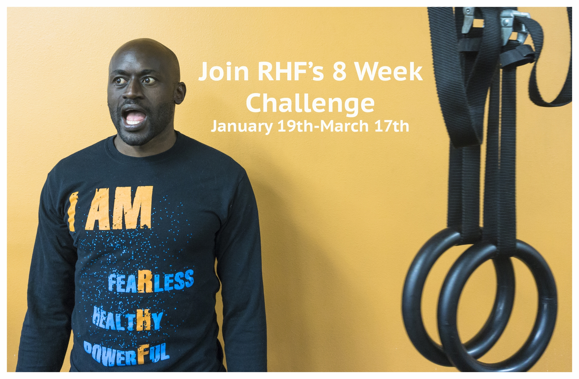 8 Week Winter Challenge