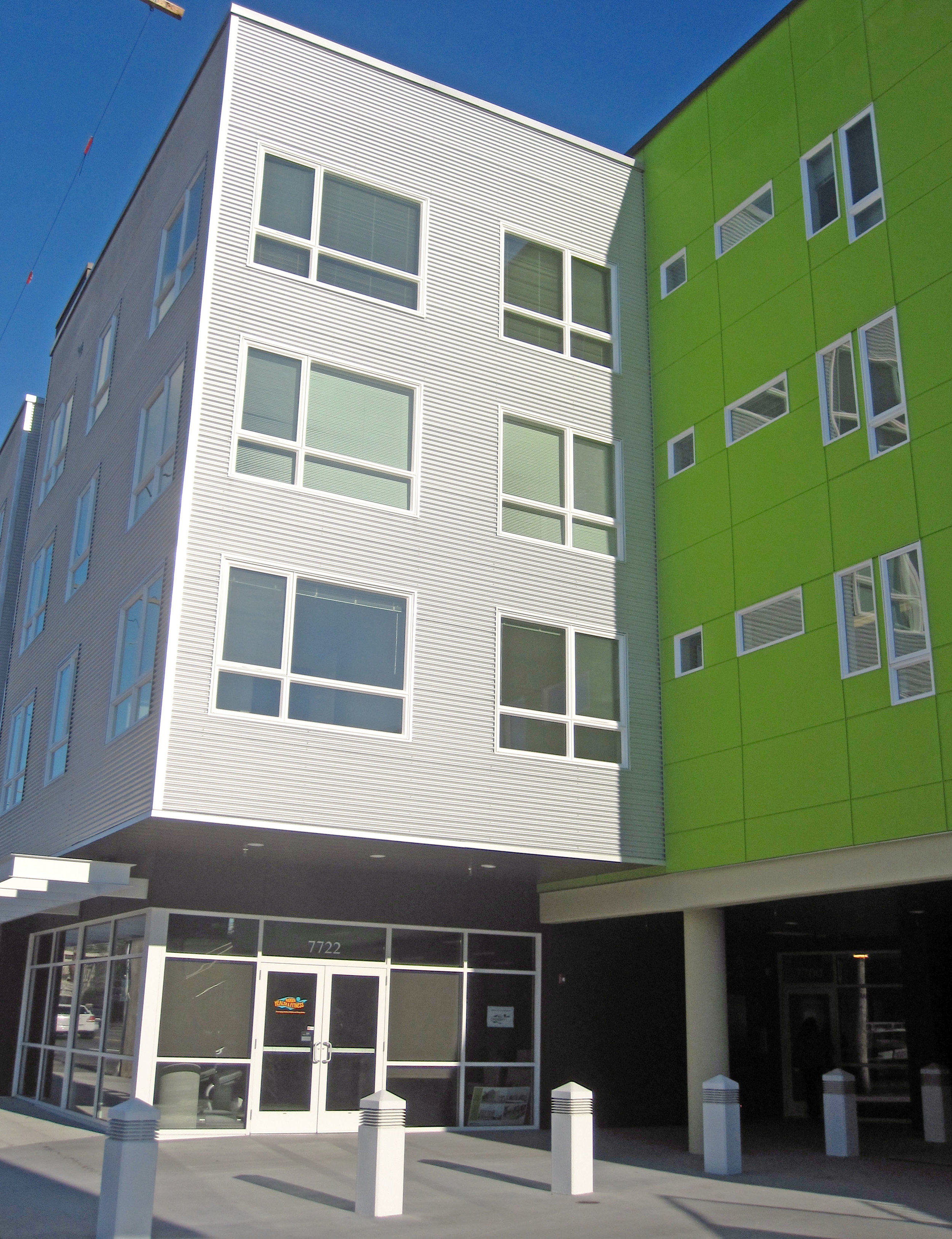 The Facility - Find us located on the ground floor of Emerald City Commons, constructed in 2013.