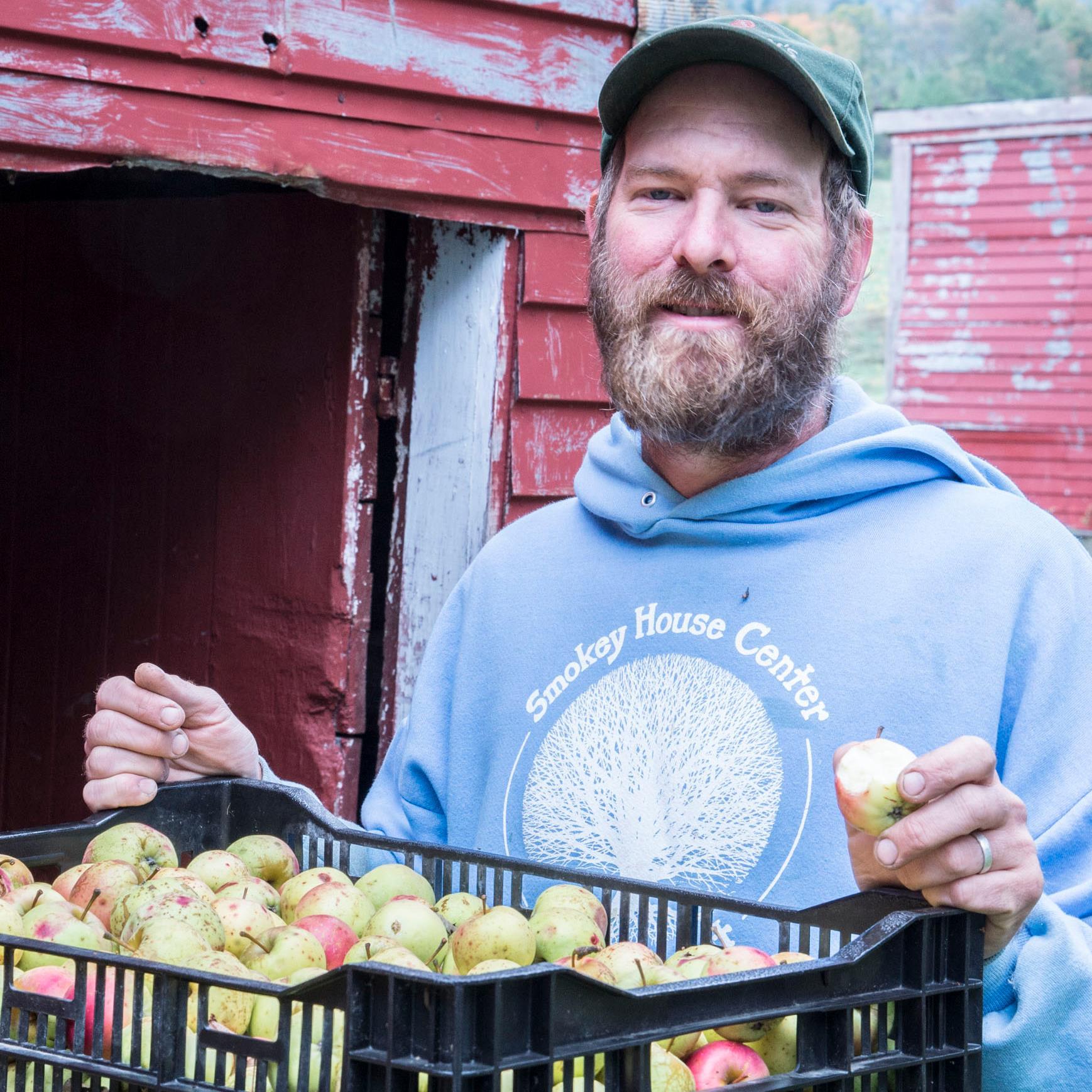 Ryan Yoder of Yoder Farm