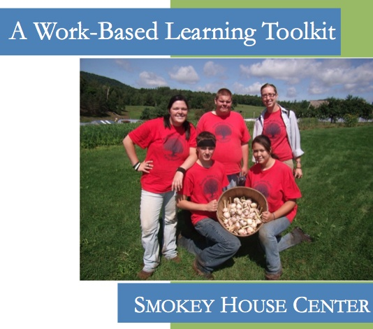 Click on the image to get our Work-Based Learning Toolkit.