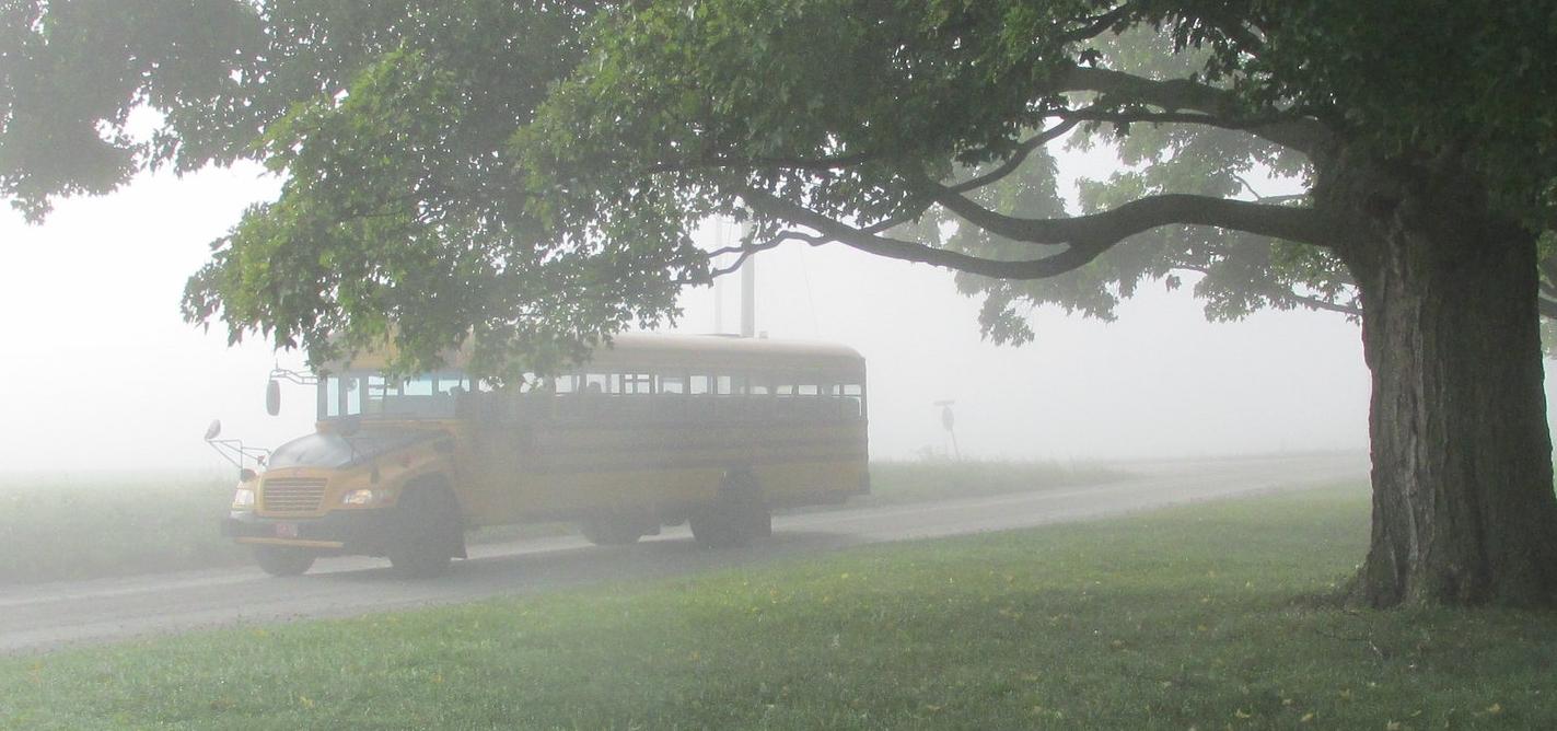MEMS bus arrives for fall orientation.