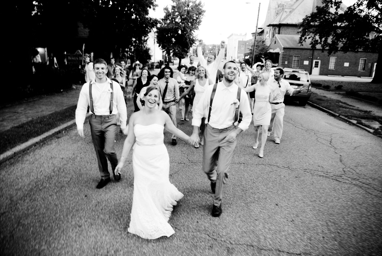 Tiffany & Garth's Wedding