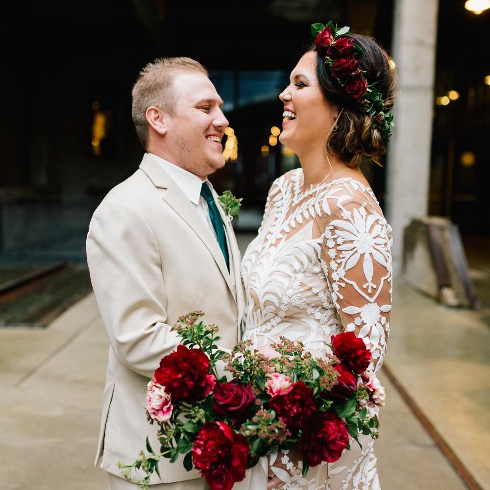 AVERY + NICK // MILL CITY MUSEUM WEDDING