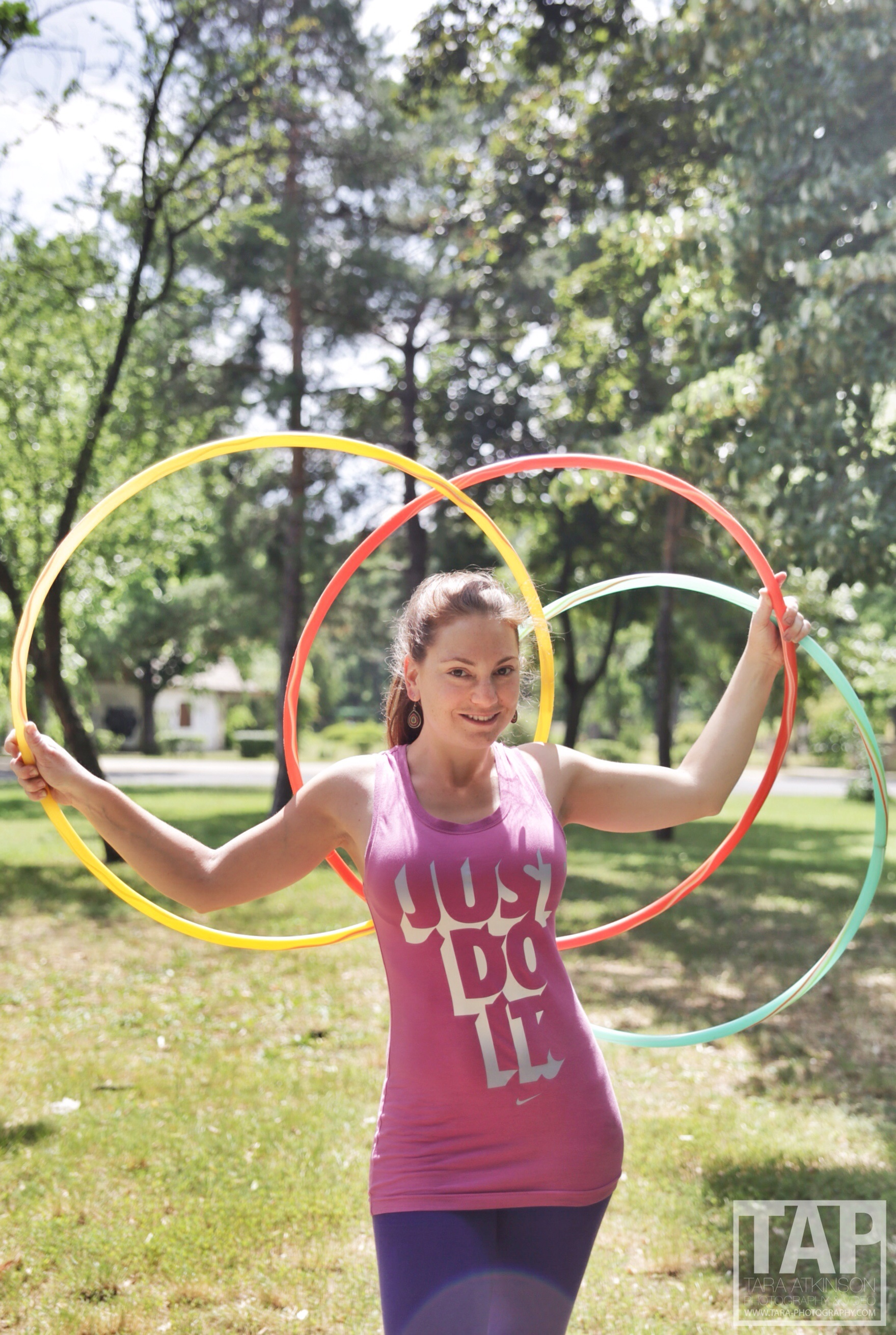 You can check out Anna at the Everness festival this year in Hungary- she's running the hoop workshops, and my word she has the moves - such an honour to hoop with her!