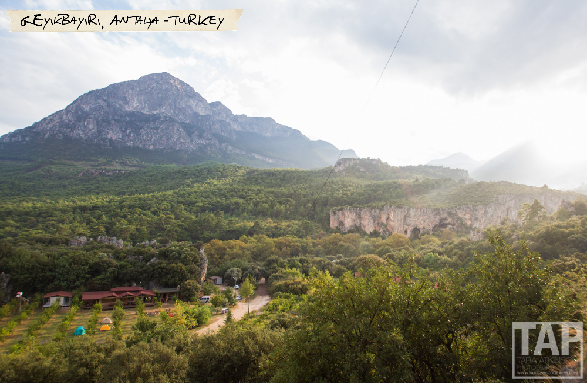 "Geyikbayiri is the largest sports climbing area in Turkey. The crag itself is situated 25km from the busy tourist city of Antalya, with the only ""tourists"" being rock climbers. The main crags are both north and south facing with several other buttresses which in total provide over 850 routes across all grades."