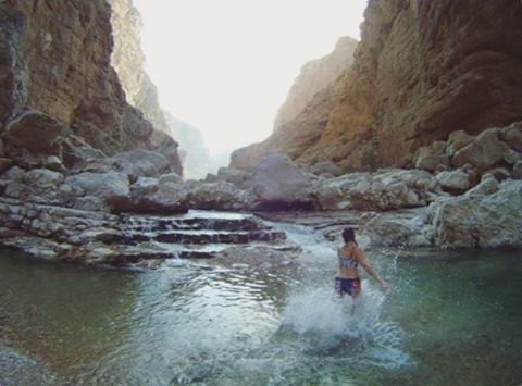 My endless playground...Reconnecting with Oman tomorrow after shooting a wedding in Malta. A lot of traveling these last few months! A little too hot still to go into the wadis but I'm already thinking about moving through endless canyons and water. So beautiful. #wadiarbeen #absolutefreedom  #lifehappensoutdoors #myoman #beautyhadanadress #thethingaboutlife