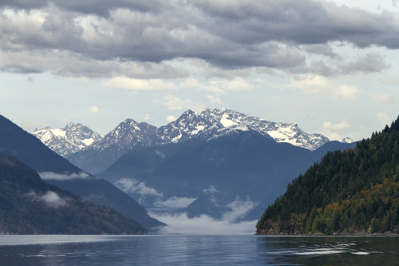Goodbye Bute Inlet