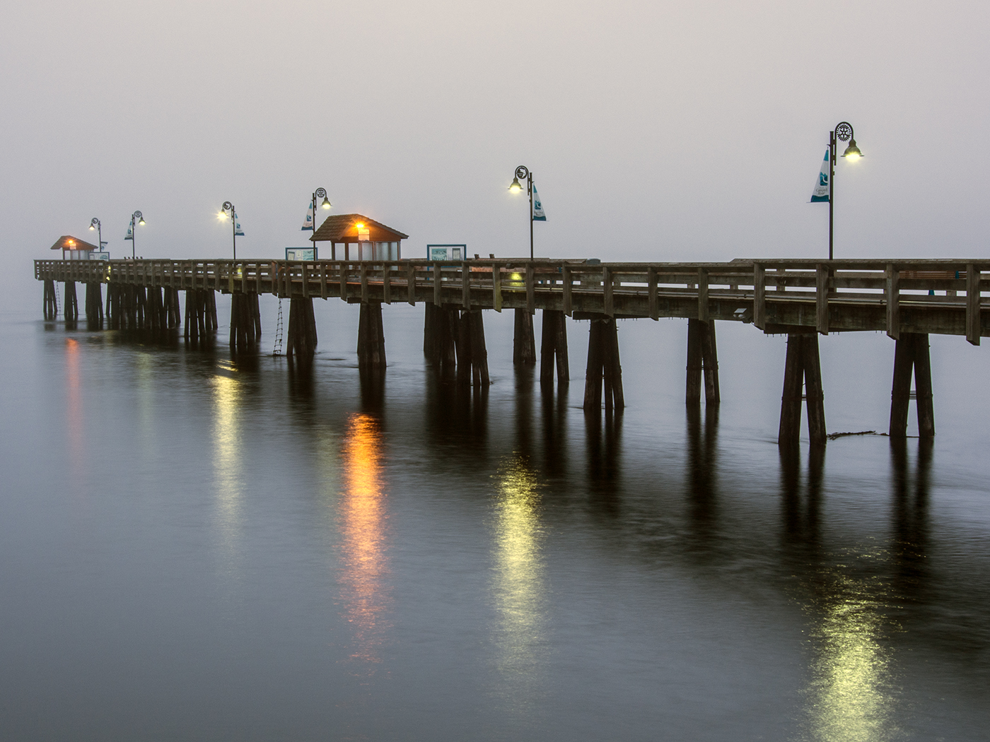Discovery Fishing Pier