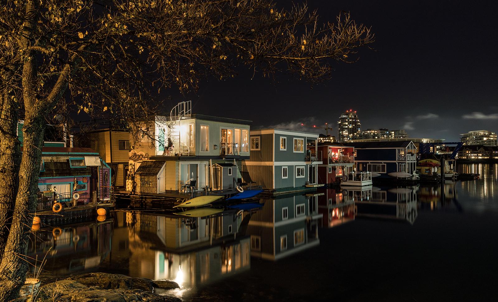 Fishermen's Pier Boathouses