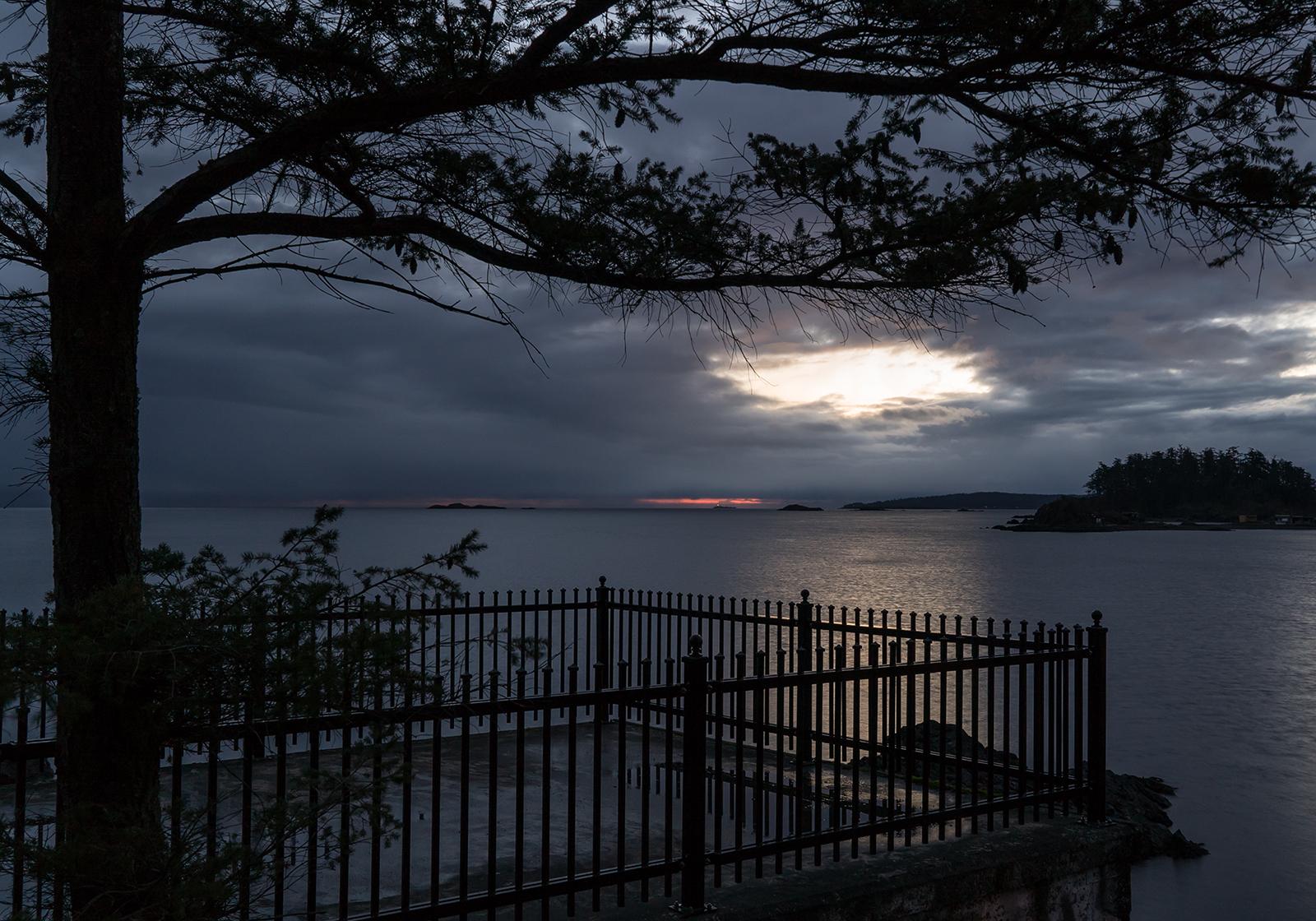 Sunrise On The Distant Horizon