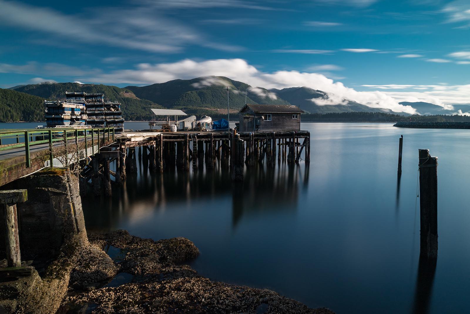 Port Renfrew long exposure