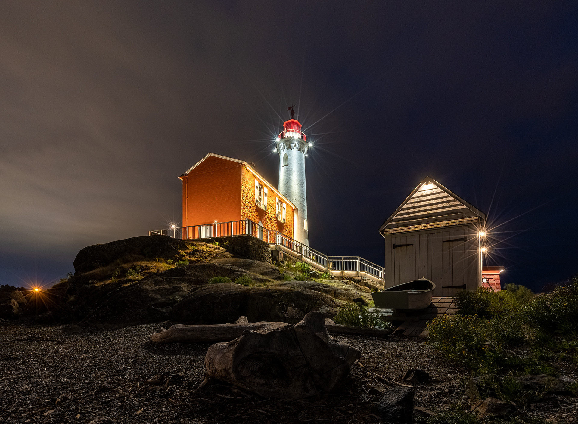 Fort Rodd Lighthouse